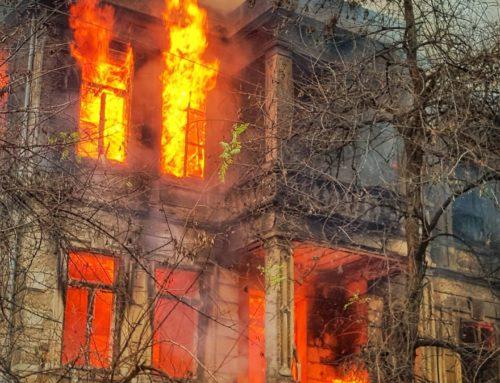 Que faire en cas d'incendie dans l'immeuble ?